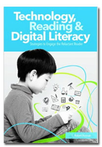 Dr. Rob Furman Technology, Reading & Digital Literacy Book Cover